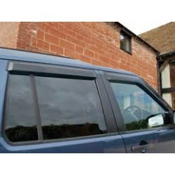 Wind Deflector Kit Landrover Discovery 3 & 4