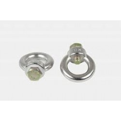 Tie Down Ring Stainless Steel Female (Pair)