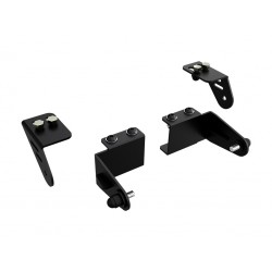 LED Light Bar Rack Mount Brackets