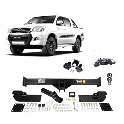 TAG+ Towbar to suit Toyota Hilux with Extended Tray (10/2015-on)