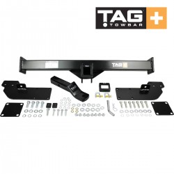 TAG+ Heavy Duty Towbar to suit Toyota Landcruiser (01/2007 - on)