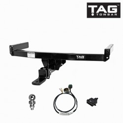 TAG Towbar to suit Toyota Landcruiser (03/2007 - 08/2016)
