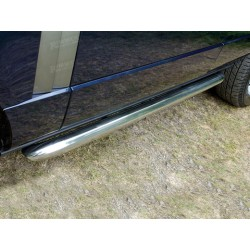 Side Protection Tubes - Stainless