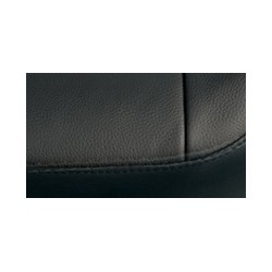 Exmoor Trim Centre Headrest - Black Vinyl