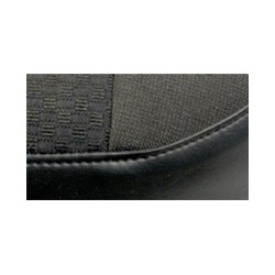 Exmoor Trim Centre Headrest - Black Span Mondus