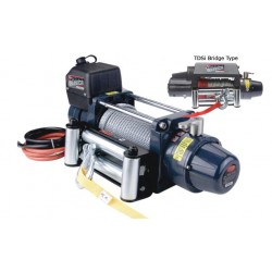 12000 SPARTAN Warrior winch 12V - Steel Rope