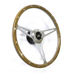 "Evander Wood Rim 15"" with 36 Spline Boss"