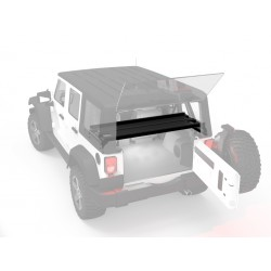 Jeep 5 Door Interior Rack