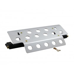 L/Cruiser 70 Sump Guard Alu 6mm