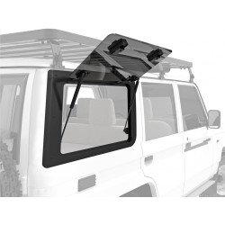 Land Cruiser 70 Glass Gullwing Door RH Side